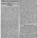 Bells Article 1932